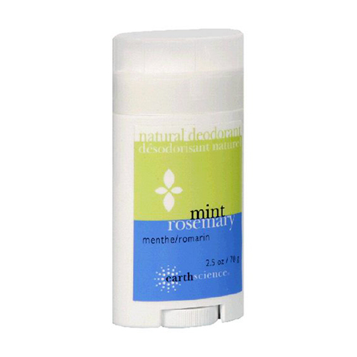 Earth Science Natural Deodorant Mint Rosemary 2.5 oz