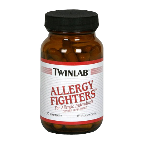 TwinLab's Allergy Fighters 60 caps