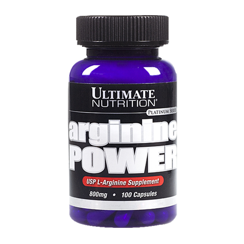 Ultimate Nutrition® Arginine Power 100 caps
