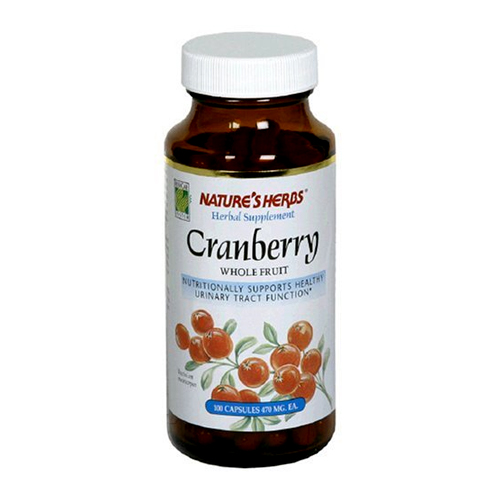 Nature's Way Cranberry Fruit 100 caps