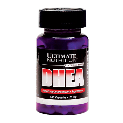 Ultimate Nutrition DHEA - 25 mg 100 caps