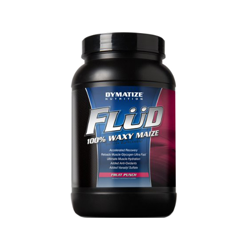 Dymatize Nutrition Flud (100% Waxy Maize) Fruit Punch 4.14 lbs