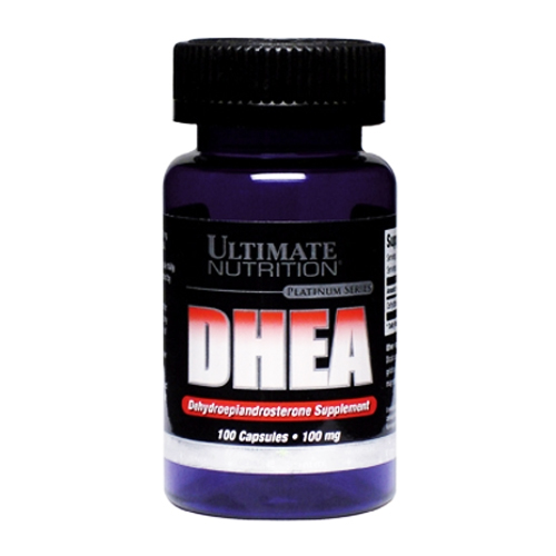 Ultimate Nutrition DHEA - 50 mg 100 caps