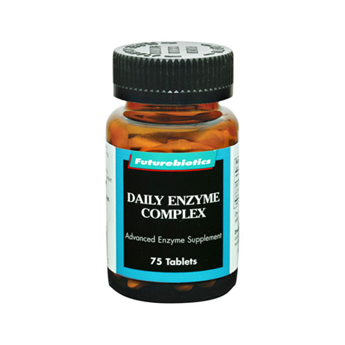 Futurebiotics Daily Enzyme Complex 75 tabs