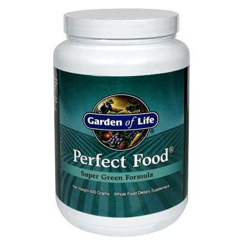 GARDEN OF LIFE Perfect Food Powder - Super Green Formula 600 gr