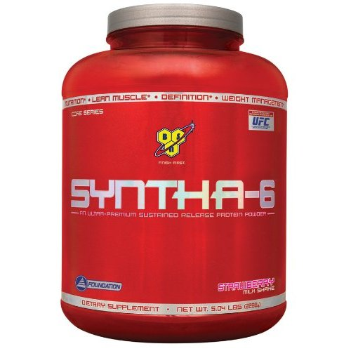 BSN Syntha-6 Chocolate Milkshake