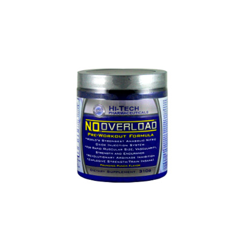 Hi-Tech Pharmaceuticals N.O. Overload Pounding Punch 310 gr