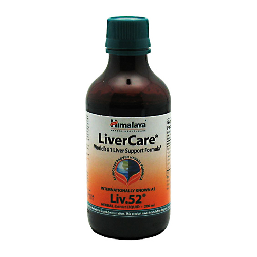 Himalaya  LiverCare Peach 200 ml