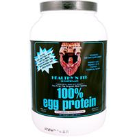 100% Egg Protein Strawberry Passion 12 oz