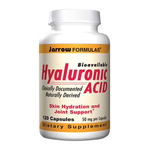 Jarrow Bioavailable Hyaluronic Acid - 120 caps