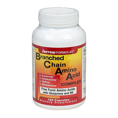 Jarrow Branched Chain Amino Acid - 120 caps