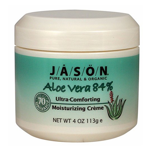 Jason Aloe Vera Moisturizing Creme (84% Ultra-Comforting) 4 oz