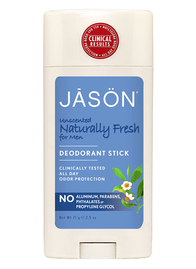 Jason Deodorant Stick  Naturally Fresh - 2.5 oz