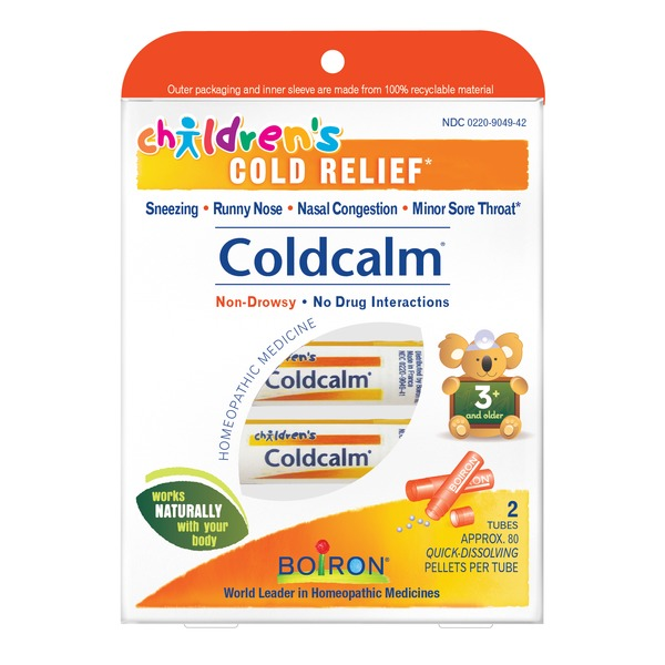 Boiron Children's Cold Relief - Coldcalm 30 unit