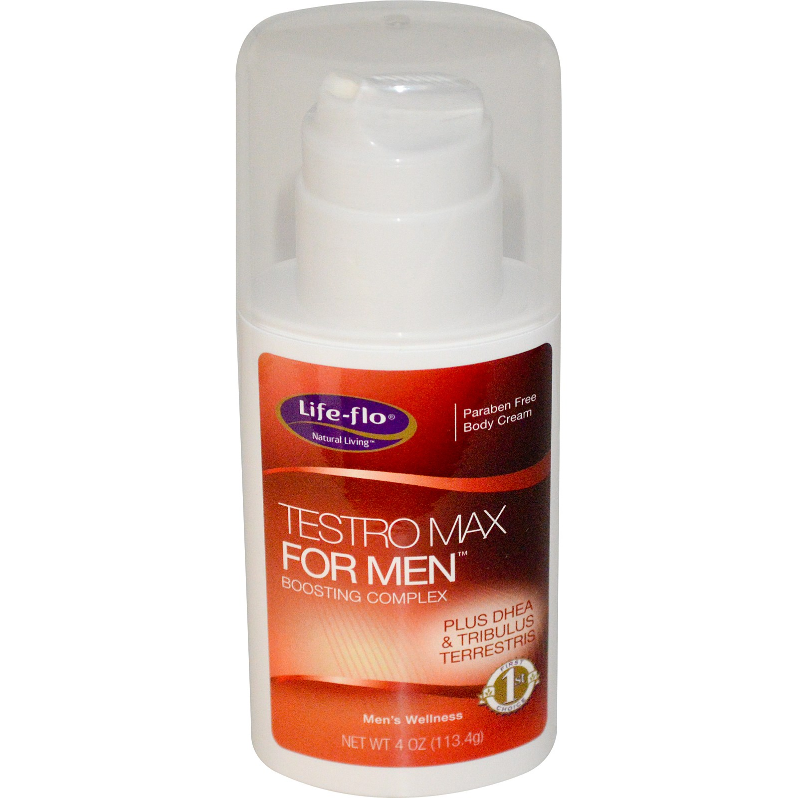 Life-Flo Testro Max for Men - 4 oz.