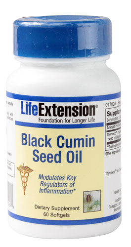 Black Cumin Seed Oil 60 sgels