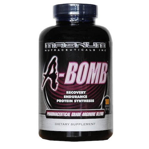 Magnum A-Bomb - Arginine Blend For Explosive Pumps!