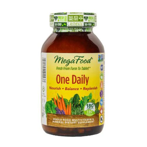 Megafood One Daily Multi - 180 tabs