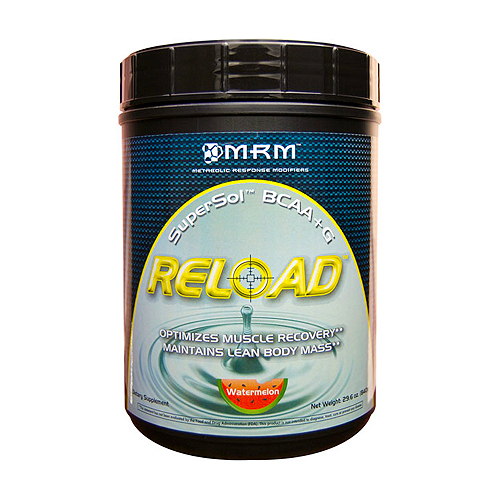 MRM Reload Watermelon - 29.6 oz