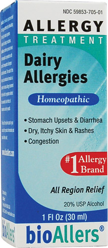 Allergy Treatment - Dairy Allergies 1 fl.oz