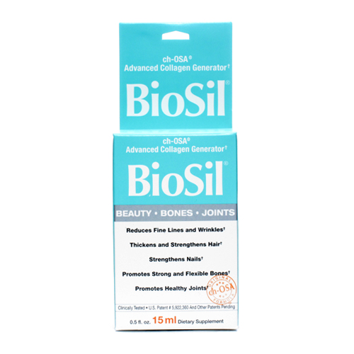 Natural Factors BioSil - 15 mL