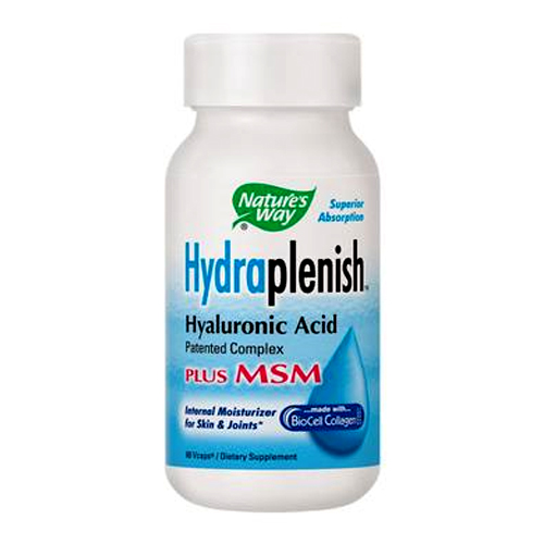 Nature's Way Hydraplenish plus MSM - 60 vcaps