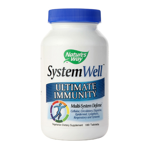 Nature's Way System Well Ultimate Immunity - 180 tabs