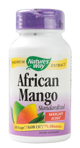 African Mango 60 vcaps