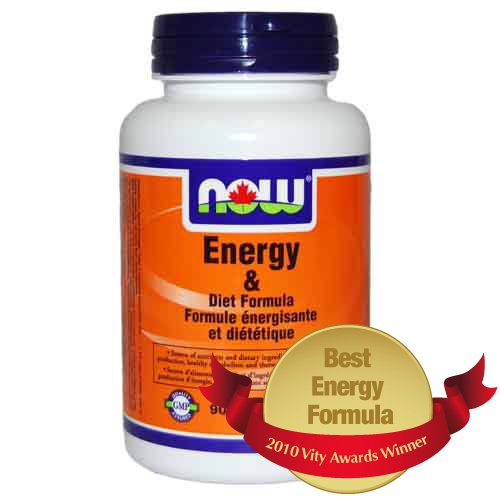 Now Energy - Metabolic Diet and Adrenal Support - 90 capsules