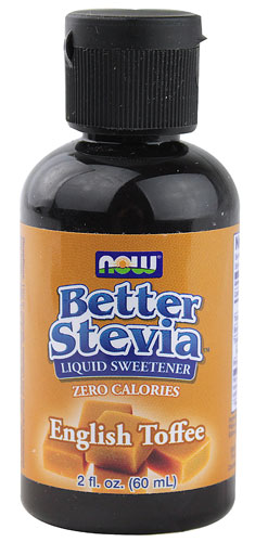 Better Stevia Liquid Sweetener English Toffee 2 fl.oz