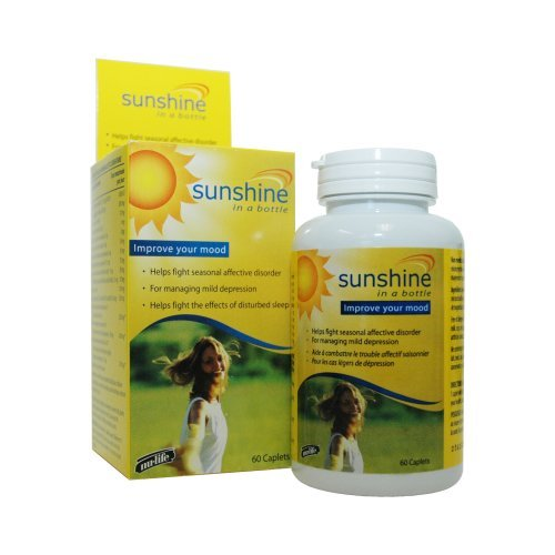 Nu-Life Sunshine In A Bottle - Maximum Mood Support