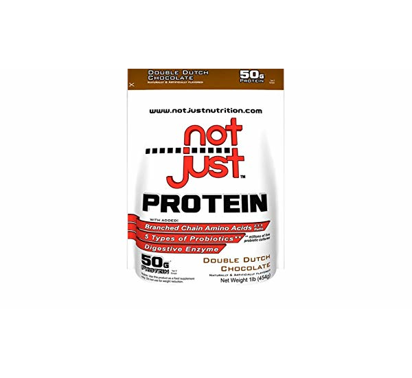 Nve Pharmaceuticals Stacker 2 - Not Just Protein Double Dutch Chocolate 2 lbs
