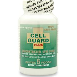 Biotec Foods Cell Guard Plus - 170 caps