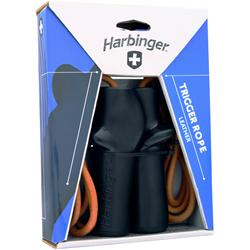 Harbinger Trigger Grip Jump Rope Leather - 1 unit