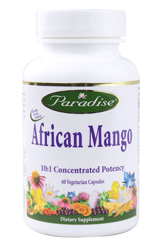 African Mango (150mg) 60 vcaps