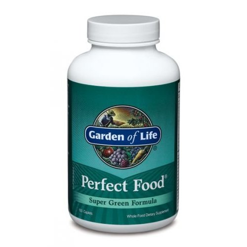 Garden of Life Perfect Food 150 capsules