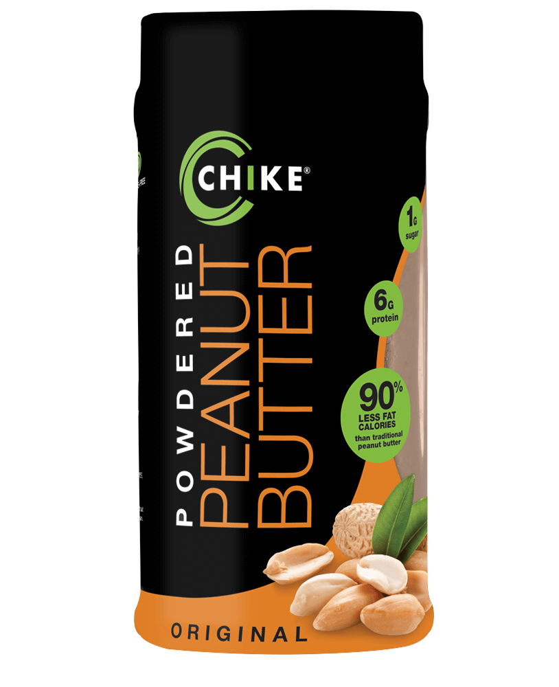Chike Nutrition Powdered Peanut Butter Original 16 oz