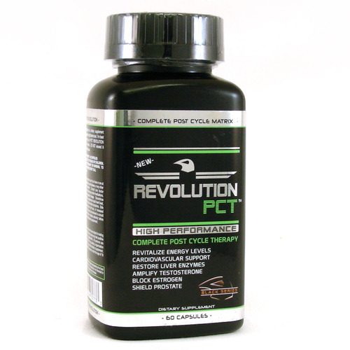 Redefine Nutrition PCT Revolution Black