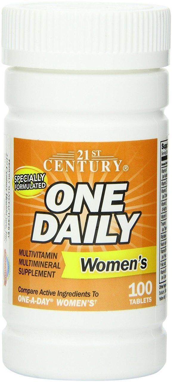 21st Century One Daily - Essential 100 tabs