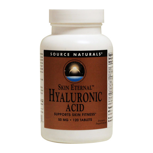 Source Naturals Skin Eternal – Hyaluronic Acid - 120 tabs