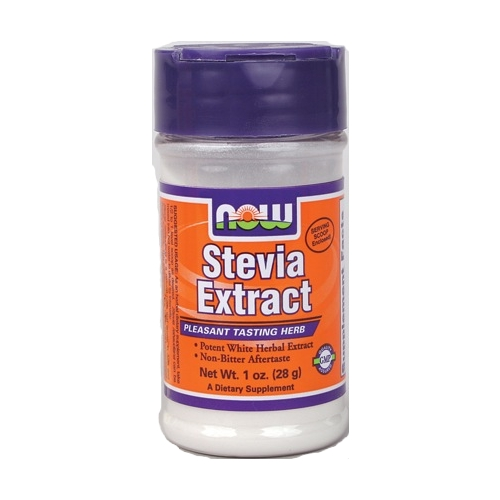 Now Stevia Extract Powder 1 oz