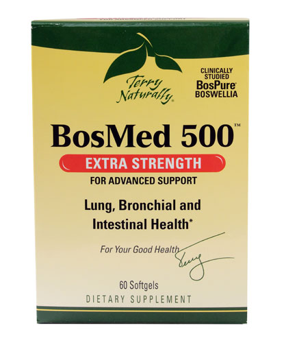 Terry Naturally - BosMed 500 Extra Strength 60 sgels