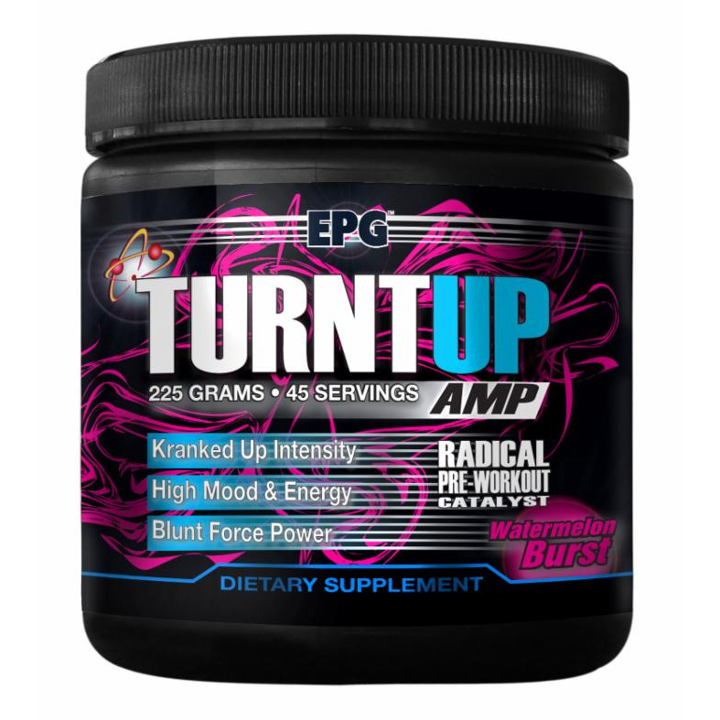 EPG Turnt Up - 225 Grams - Astronutrition.com