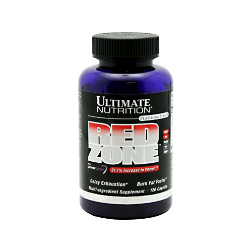 Ultimate Nutrition Red Zone - 120 caps