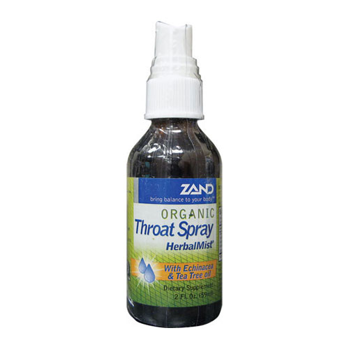 Zand Herbal Mist Throat Spray - 2 fl oz
