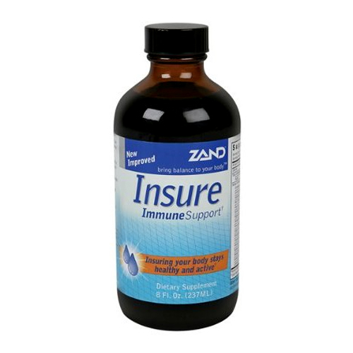 Zand® Insure Herbal Extract Liquid - 8 fl.oz