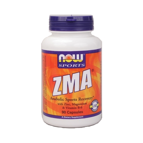 Now ZMA - Anabolic Sports Recovery - 90 capsules